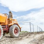 Dumper and mini dumper tyres