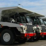 Rigid dump trucks tyres